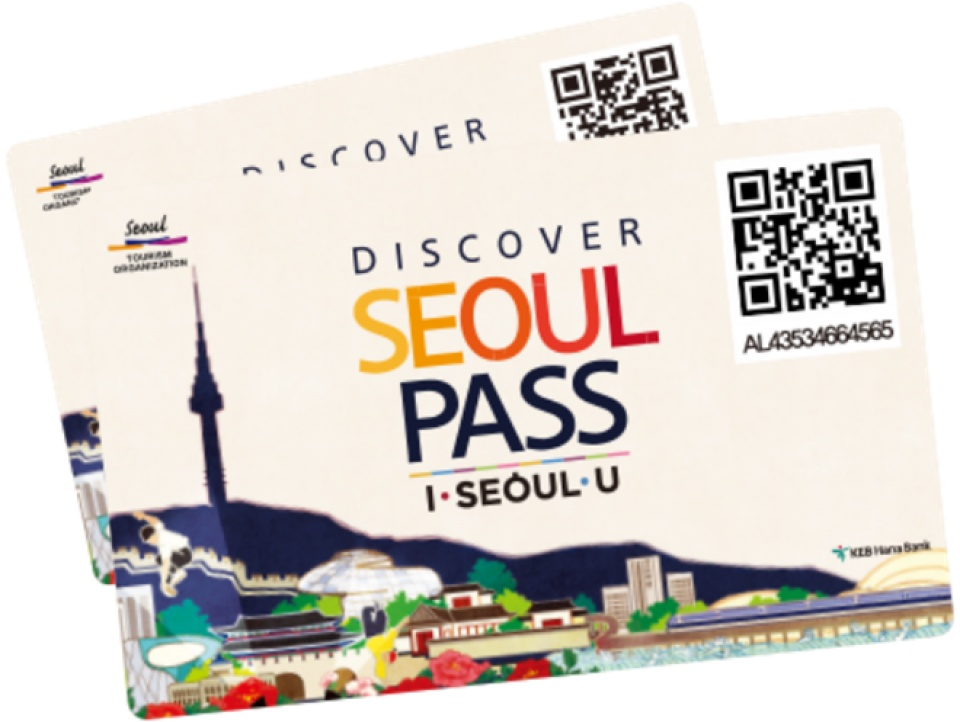 the Discover Seoul Pass 2018 2
