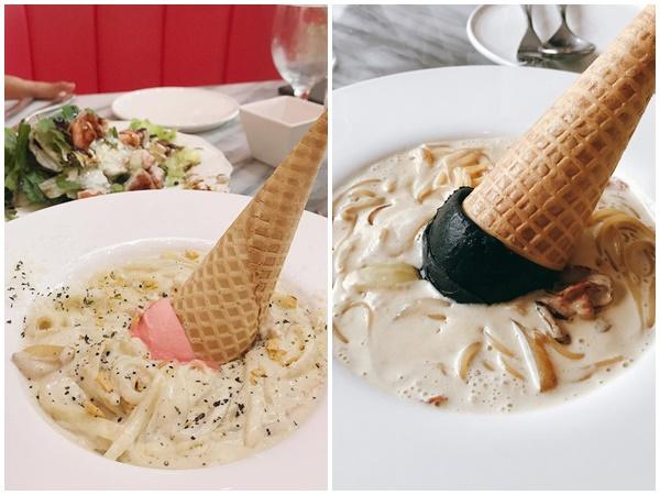 Ice Cream Pasta 1