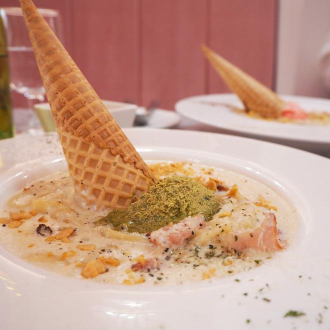 Ice Cream Pasta 2