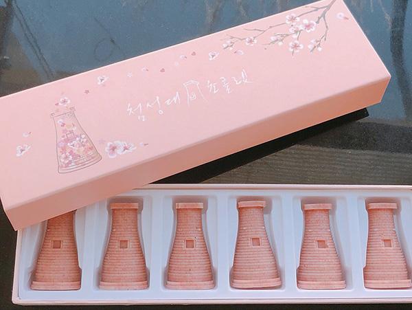 Cheomseongdae Chocolate 4