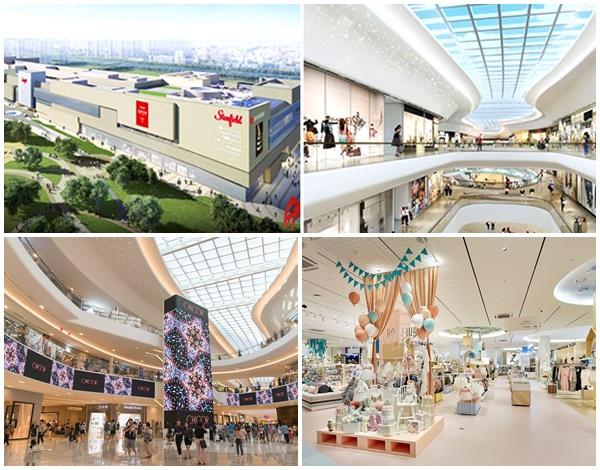 Starfield Goyang mall 4