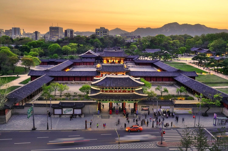 cung điện Hàn Quốc