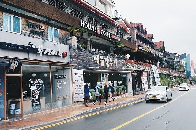 pho cafe Jeonpo 6